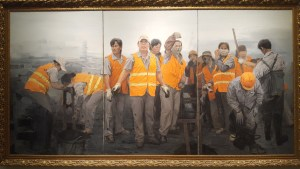 The National Art Museum of China Lu Qinglong