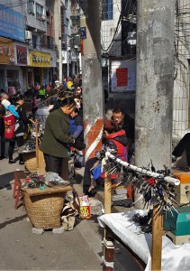 Street Market Sinan China