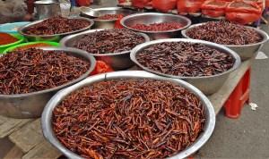 Street Market Sinan China