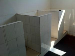 Semi-Open Squat Toilet