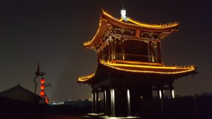 Xian China Ancient City Wall Our Quarter Life Adventure