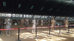 Terra Cotta Warriors Xian China Pit 1