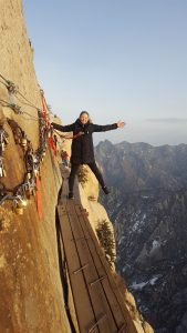 Mount Hua World's Most Dangerous Hike Xian China