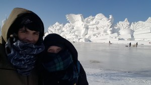Harbin Sun Island International Snow Sculpture Art Expo China Our Quarter Life Adventure Travel Blog
