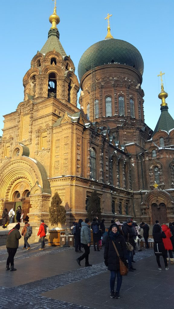 Harbin China Saint Sophia Cathedral