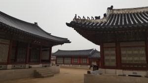 Gyeongbokgung Palace Seoul South Korea