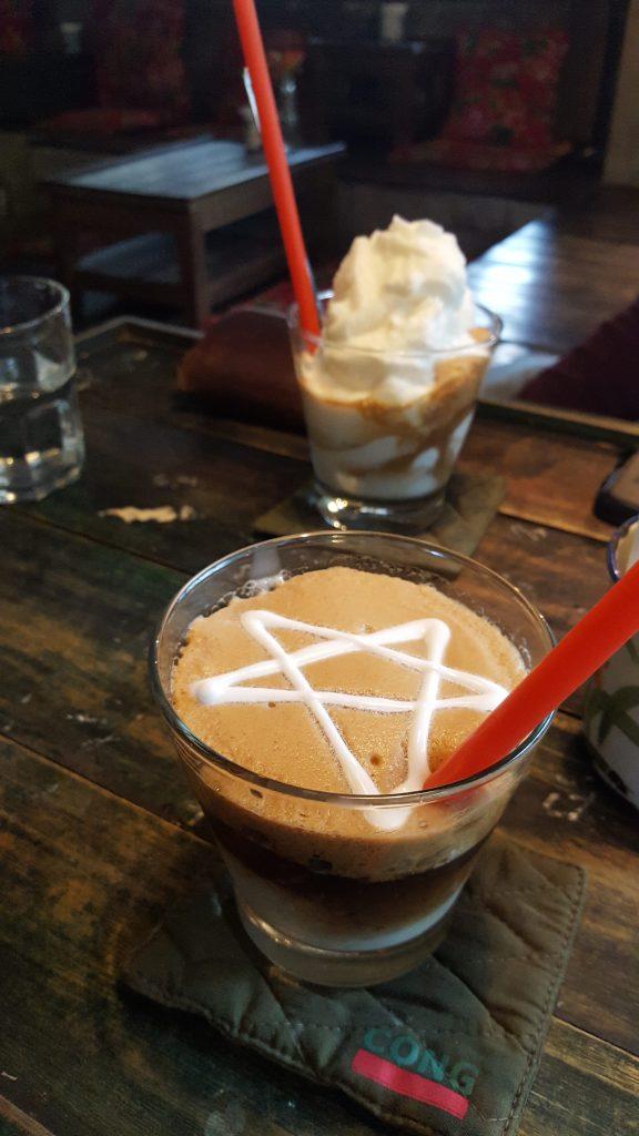 Hanoi Vietnam Coconut Coffee