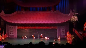 Hanoi Vietnam Water Puppet Theater