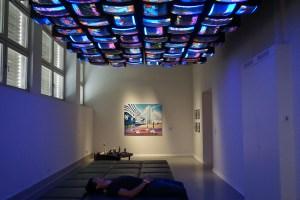 Dusseldorf Germany Kunst Art Museum Contemporary