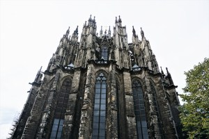 Cologne Cathedral Germany Exterior Church Our Quarter Life Adventure Travel Blog