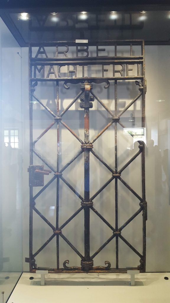 Dachau Concentration Camp Germany