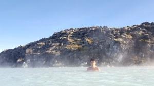 Blue Lagoon Hot Springs Spa Keflavik Reykjavik Iceland Our Quarter Life Adventure Travel Blog