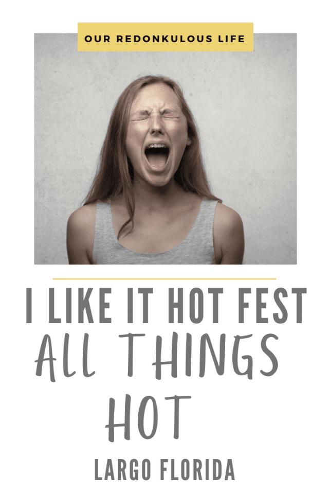 I like it hot