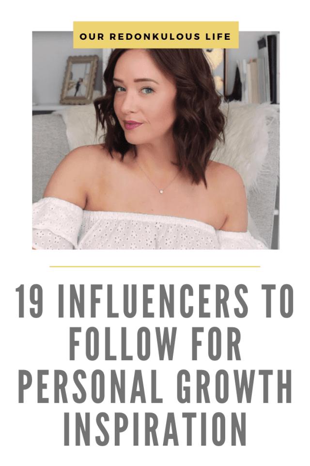 19 influencers