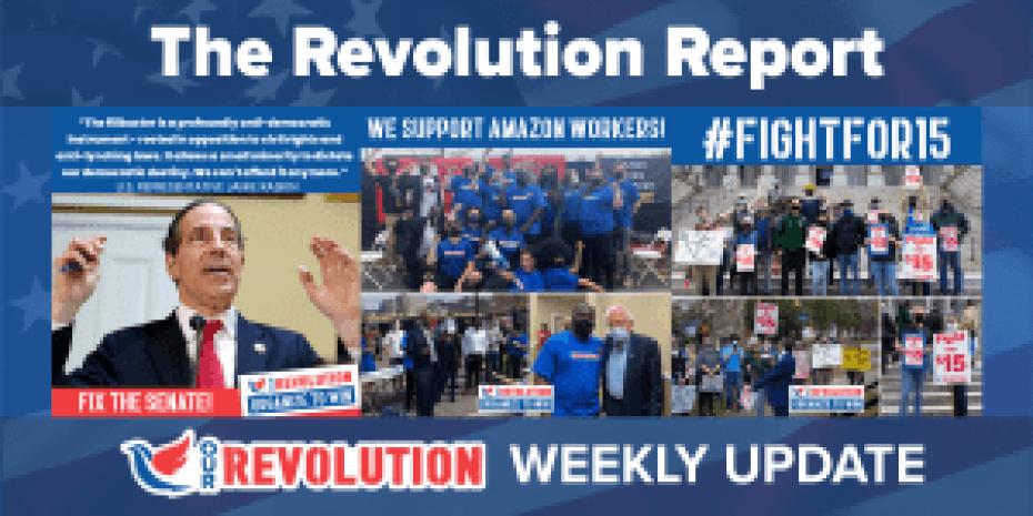 The Revolution Report