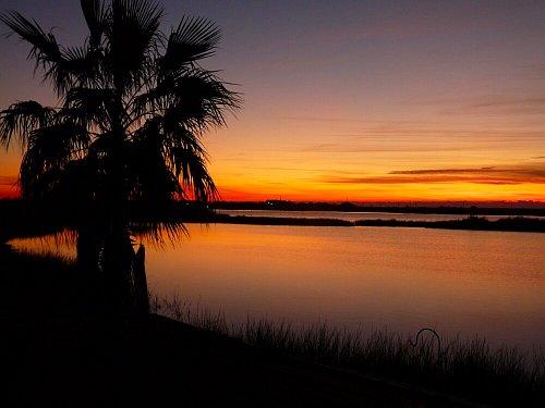 Galveston Bay Sunrise 7a
