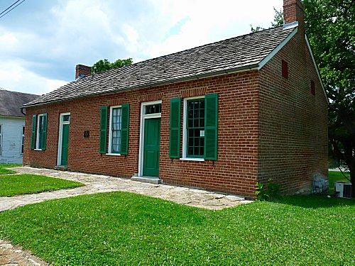 Grant's School House