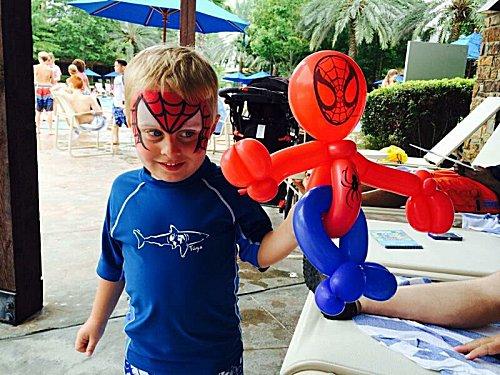 Landon - Spiderman 1