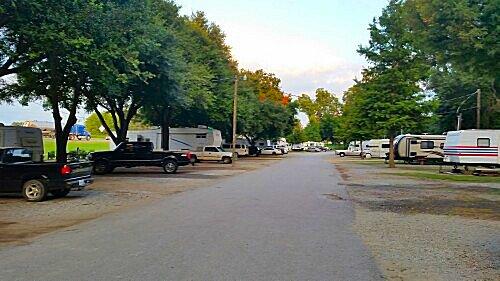 Maxie's Campground 1