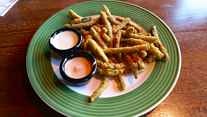 Applebee's Green Bean Crispers