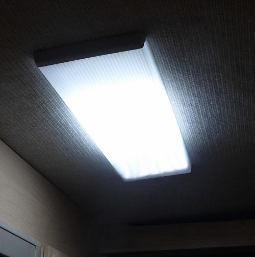 Hallway LED Upgrade 6a