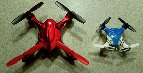 QuadCopter Comparison
