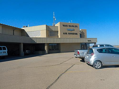 War Eagle Air Museum