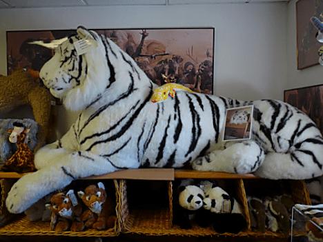 Gift Shop Tiger