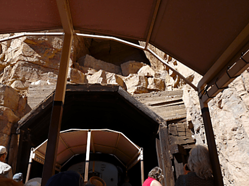 Verde RR Tunnel