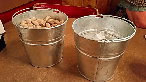 Carthage Longhorn Buckets