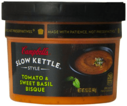 Campbell's Slow Kettle Soup
