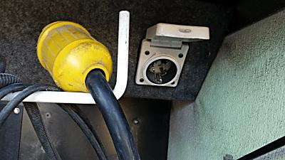 Rig Power Connector