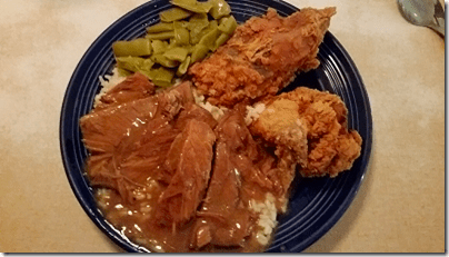 Barth's Fried Chicken and Roast Beef