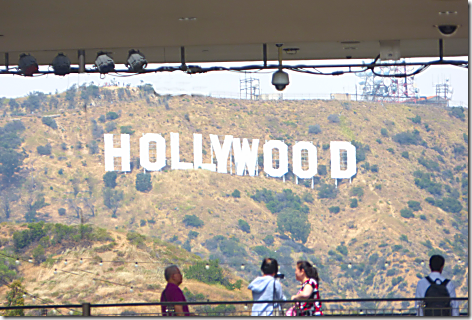 Hollywood Sign 3