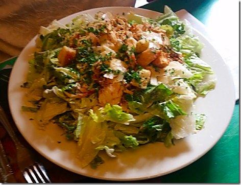 Oregamo's Big Chicken Salad