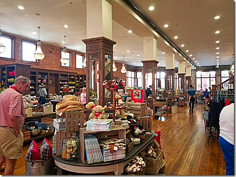 Ree Drummond's The Mercantile Gift Shop