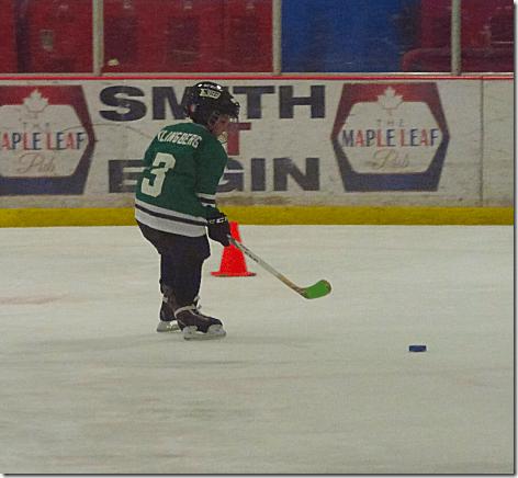 Landon Hockey - Control the Puck