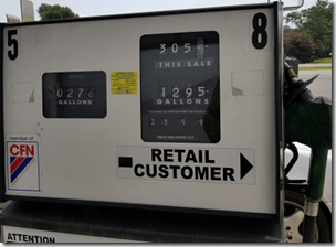 Marathon Diesel Pump