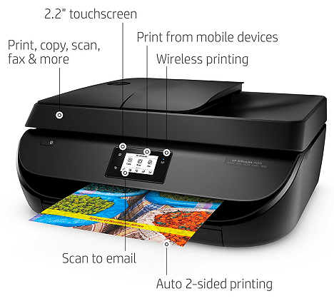 HP 4650 Printer