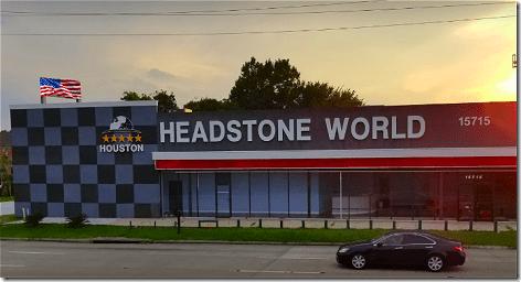 Headstone World