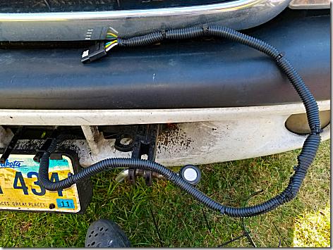Toad Tailight Repair 2