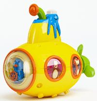 3D Toy Sub