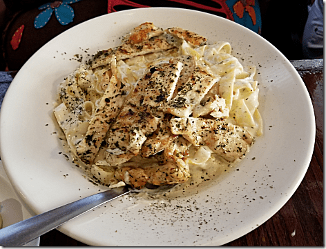 Joe's Italian Chicken Alfredo
