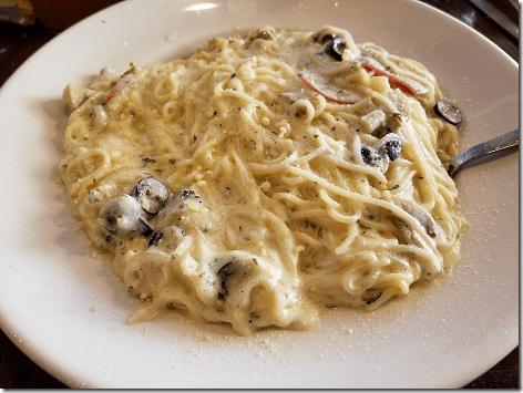 Joe's Italian Spaghetti Carbonaro