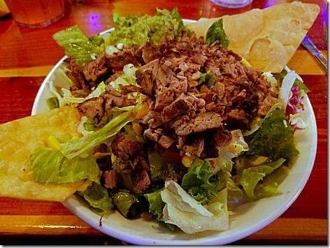 La Brisa Beef Fajita Taco Salad