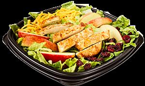 Whataburger Apple & Cranberry Salad