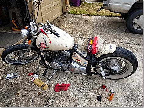 Chris Bike 1998 V-Star
