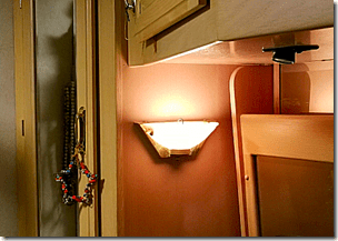 Bedroom Light Glass