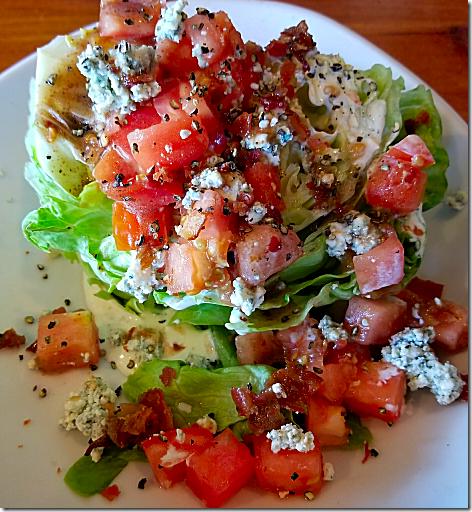 Saltgrass Wedge Salad 2