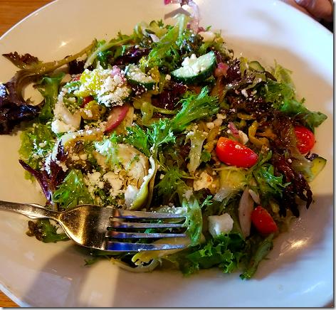 Twin Peaks Greek Salad